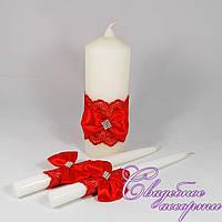 Свадебные свечи №12