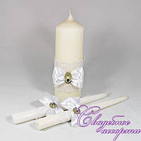 """Свадебные свечи """"Семейный очаг"""" №2"""
