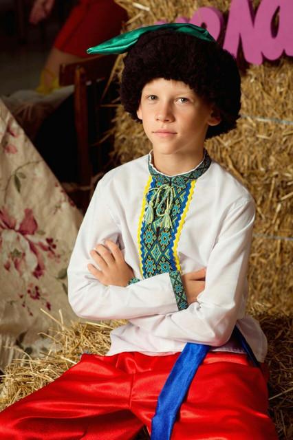 Украинская одежда (мужская )