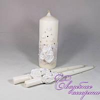 """Свадебные свечи """"Семейный очаг"""" №16"""