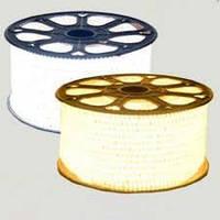 Светодиодная лента (led) SMD 3528 60 led/m IP68 220В с защитой от ультрафиолета