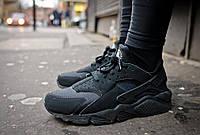 Кроссовки Nike Huarache Triple Black