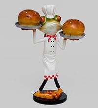 """Оригинальный Набор соль-перец """"Повар Фрогги"""" прекрасный декор для вашей кухни"""