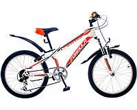 Детский спортивный велосипед Formula Dakar 20 дюймов