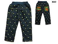 Теплые джинсы для мальчика. 90 см