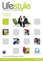 Lifestyle Intermediate Coursebook with CD-ROM