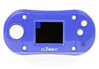 Игровая приставка Globex PGP-100 (Синяя / Blue)