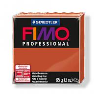 Имо Профессионал 85 г Fimo Professional -74 терракота
