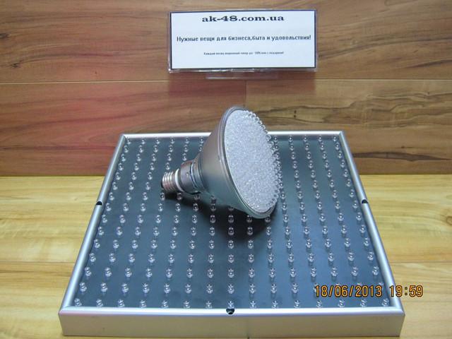 Светодиодная фито лампа для быстрого роста растений 15Вт/225LED.