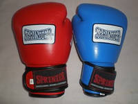 Перчатки боксерские SPRINTER RING-STAR