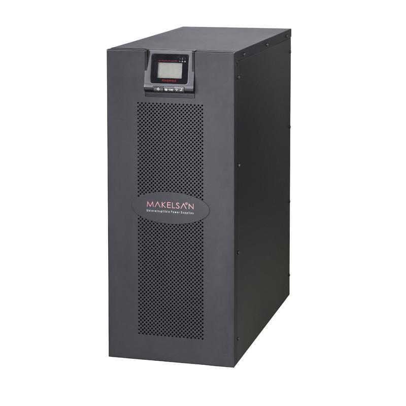 Джерело безперебійного живлення MAKELSAN Powerpack DSP 3110 (10 кВА 3/1 - фазний)