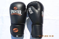 Перчатки боксёрские SPRINTER PROF