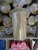 Свечи декоративные золото толстые