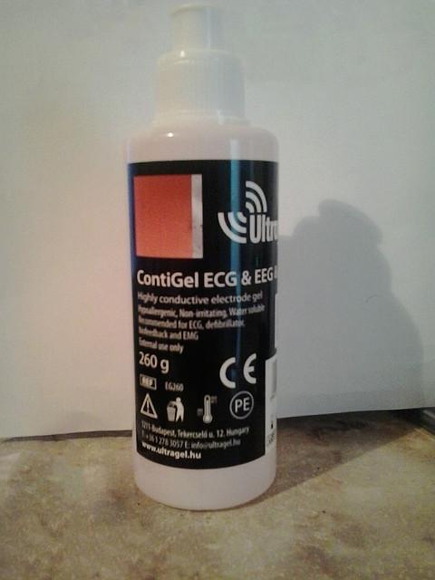 Гель для поясов-миостимуляторов Conti Gel