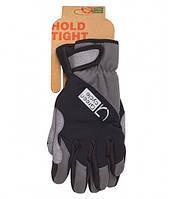 Перчатки Green Cycle NC-2582-2015 Winter с закрытыми пальцами S черно-серые