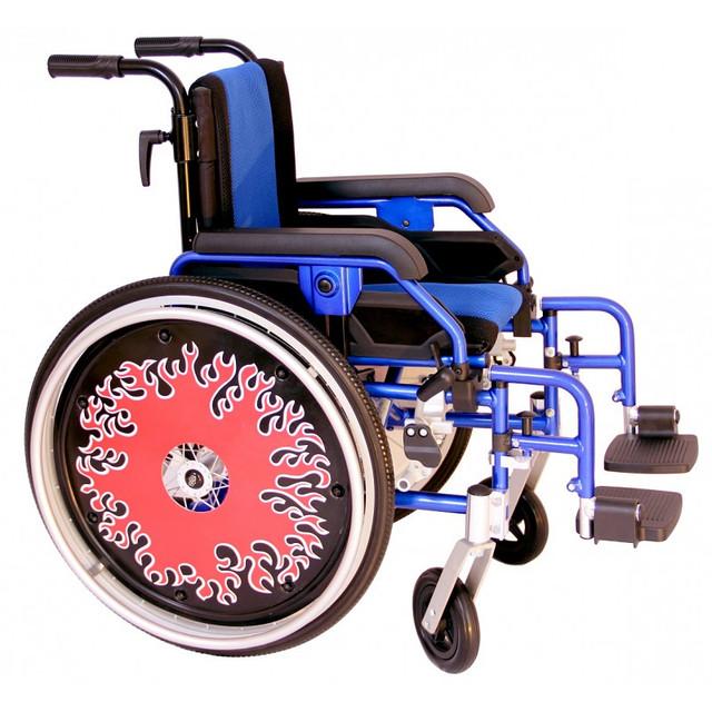 """Детская инвалидная коляска """"CHILD CHAIR"""" OSD-MOD-EL-B-35"""