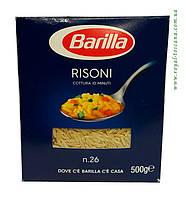 Макароны Barilla Risoni 500г Барилла ризони, рис суповые