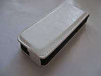 Чехол-книжка Nokia 5800 XpressMusic белый