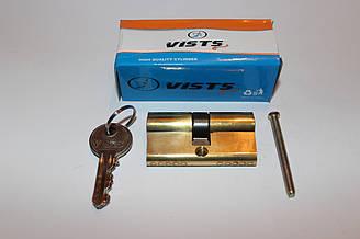 Серцевина замка 35/35 ключ/ключ 3 ключа