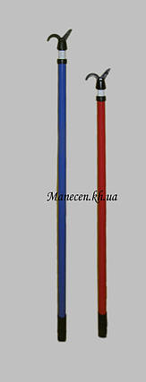 Съемник 1,2м с одинарным крючком, фото 2