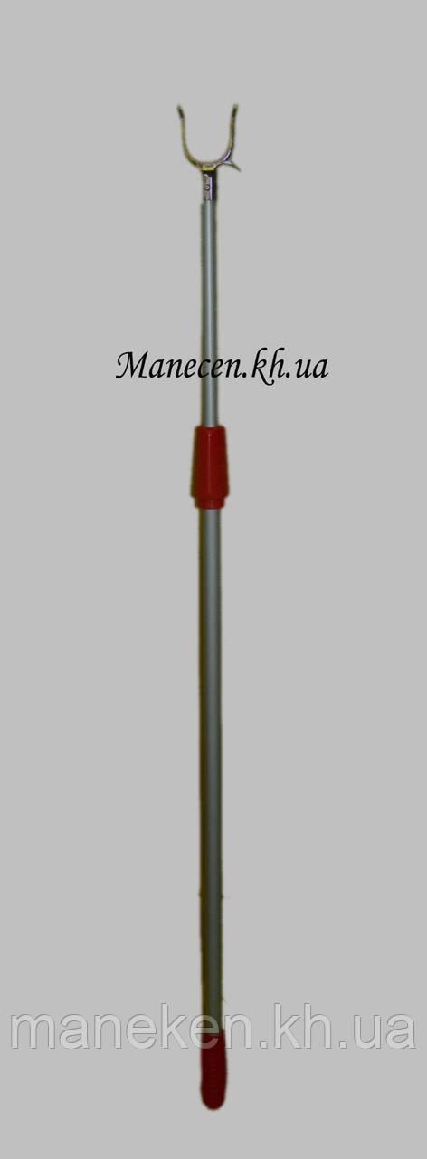 Съемник 1,5м №3 с двойным крючком Китай