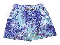 Нарядные шорты на резинке, с карманами, итальянский бренд нарядной и праздничной одежды Illudia