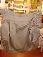 Нарядная юбка с карманами, с поясом-бантиком, итальянский бренд Alice Pi