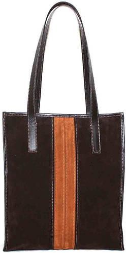 Вместительная женская сумка из кожи VATTO W36k Z3.4Kaz400