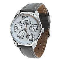Женские наручные часы «Время котят», фото 1