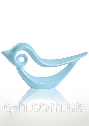 Статуэтка птицы для дома керамическая 31*6*14 см, фото 2