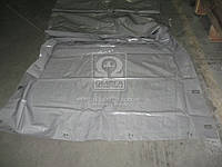 Тент ГАЗ 3302 (стар.обр.под веревку) (3302-6002020) (двухслойная ткань)