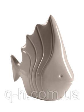 Статуэтка рыбы - декор для дома из керамики 12*30*30 cм, фото 2