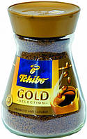 "Кофе Tchibo ""Gold Selection"" Растворимый 100г"