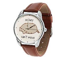 Наручные часы «Ленивый кот», фото 1