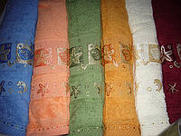Лицевые полотенца Gulcan Турция
