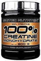 Креатин Scitec 100 % моногидрат 300 грамм