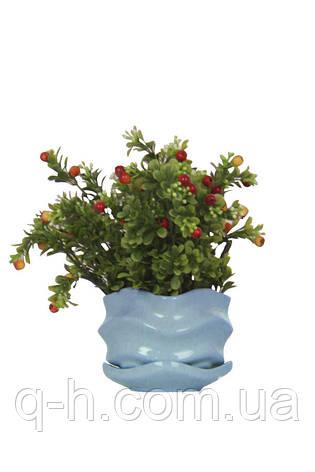 Цветочные керамические горшки, фото 2