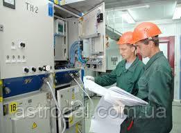 Обслуговування трансформаторних підстанцій