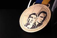 Изготовление медалей, медали на заказ