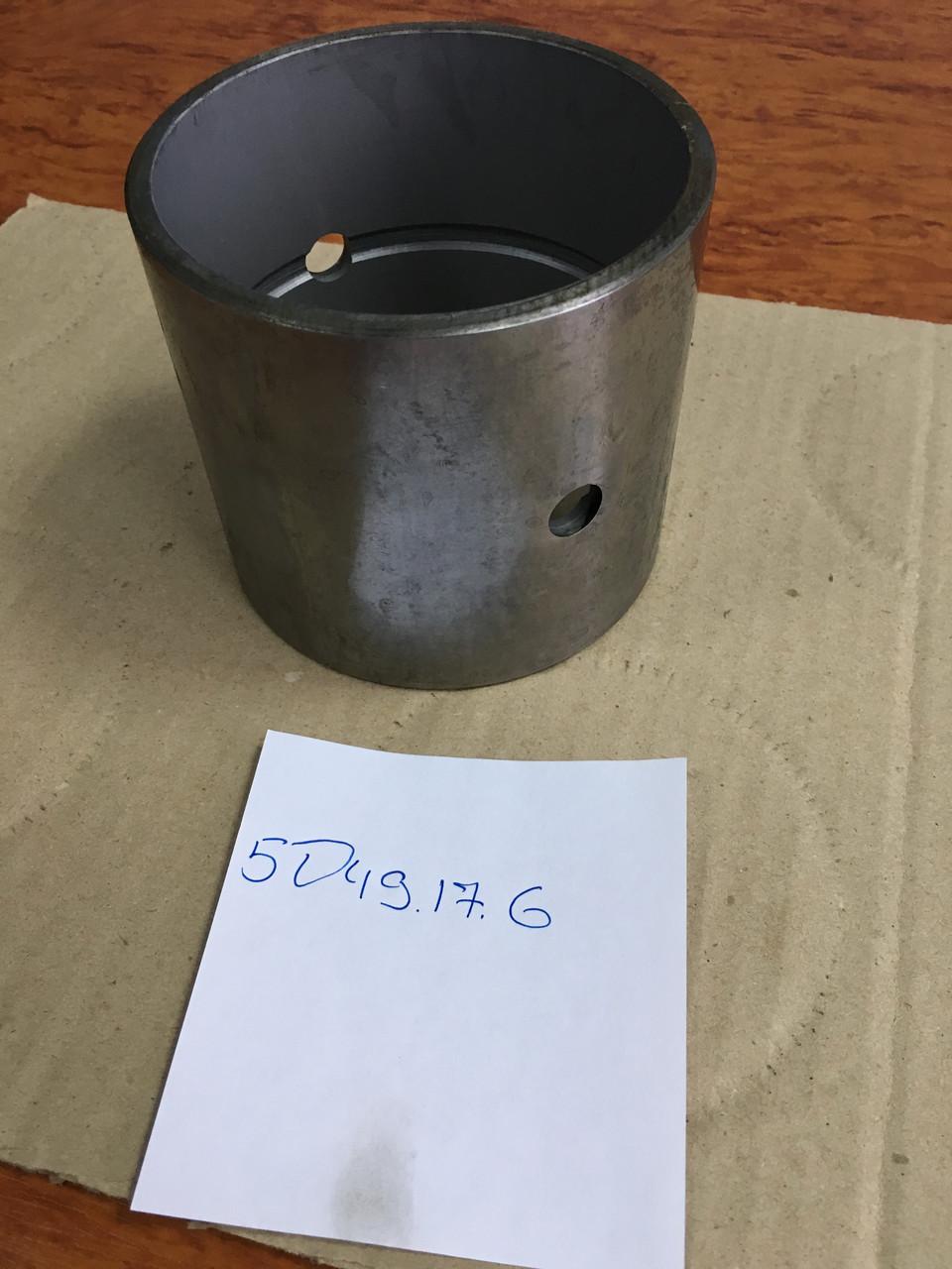 Втулка поршневая 5Д49.17.6 СБ