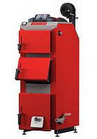 Отопительный котел на твердом топливе длительного горения Defro Optima Komfort Plus 12