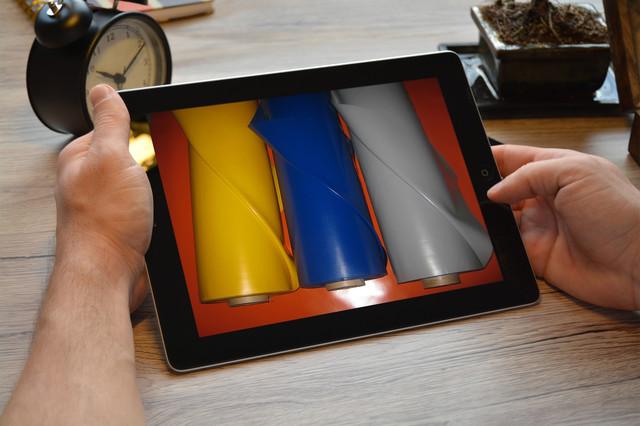 ПВХ тканина, тарпаулін / PVC film, tarpaulin
