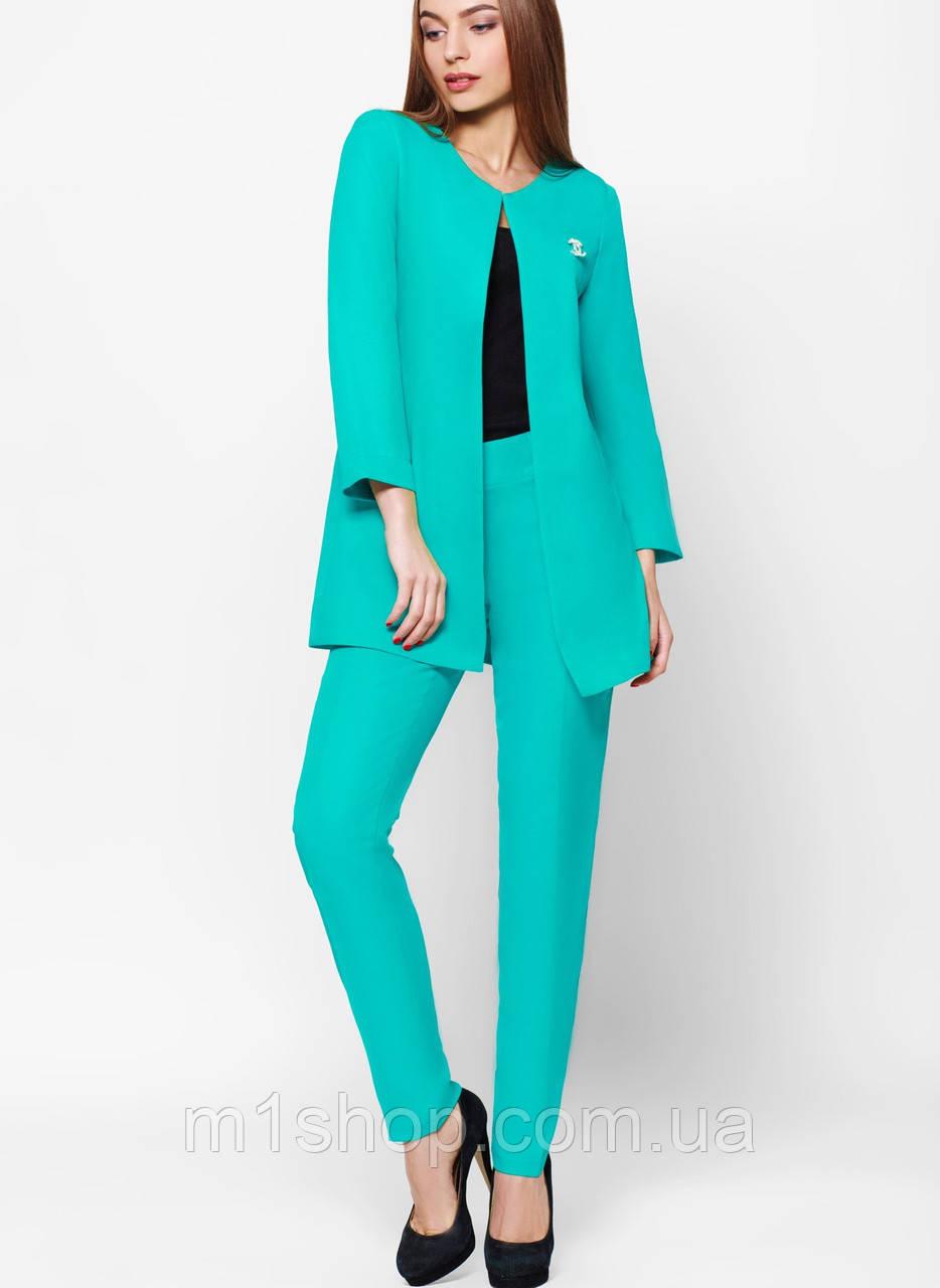 Женский деловой костюм | Креп leo