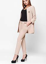 Женский деловой костюм | Креп leo, фото 2