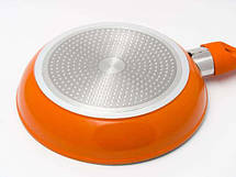 Сковорода керамика Maestro MR-1209-22 см, фото 2