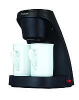 Кофеварка 2 чашких450 мл SATURN ST-CM7081 New
