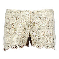 Очень нарядные шорты(кружевное шитье), бренд нарядной и праздничной одежды Illudia, Италия
