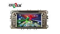 Автомобильная мультимедийная система Gazer CM272-DA3 (Ford Focus)