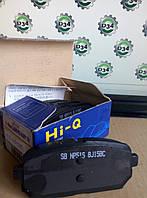 Колодки тормозные задн KIA CARENS 06- Sangsin SP 1197