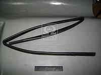 Уплотнитель стекла опускного ВАЗ 2109 заднего левый (производитель БРТ) 2109-6203293Р
